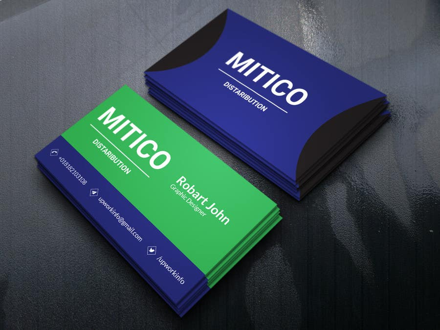 Proposition n°82 du concours Design some Business Cards for Mitico