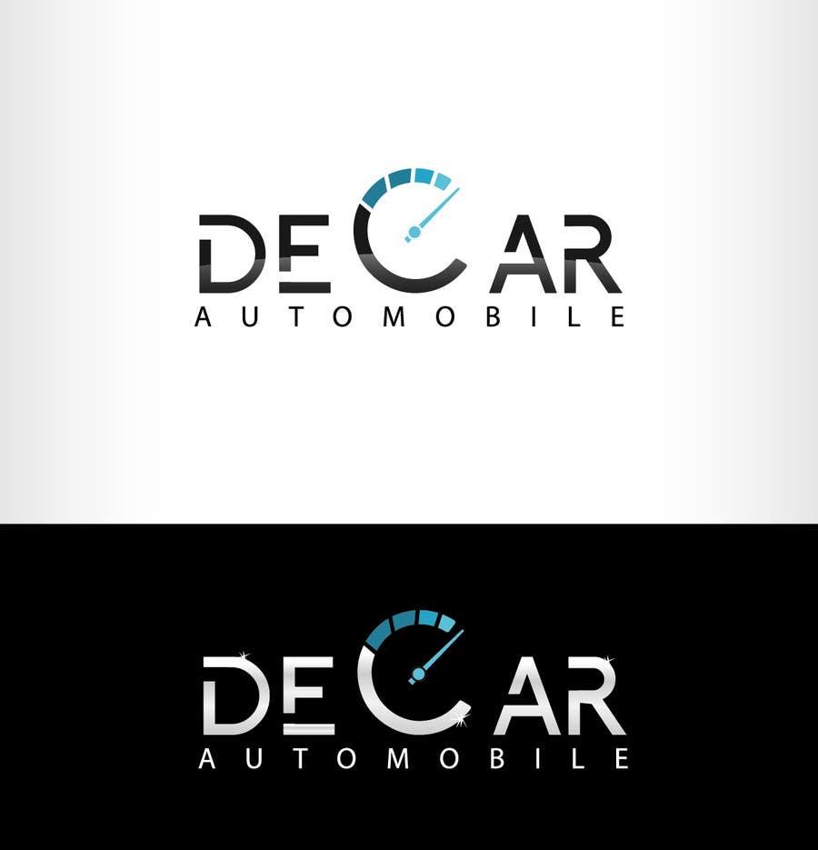 Contest Entry #108 for Logo Design for DECAR Automobile