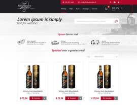 nº 1 pour Please improve elements of graphic design homepage - PSD available par creative2pl
