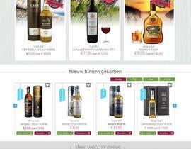 nº 28 pour Please improve elements of graphic design homepage - PSD available par DesignerMohsin