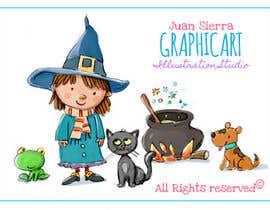 nº 52 pour Childrens Book Illustrator par graphicart