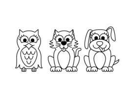 nº 15 pour Need 3 cute Animal-Illustrations for Greeting-Cards par smrithi88