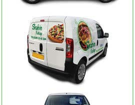 nº 5 pour Design for a car wrapping / Corporate Design exists par Azhoeck