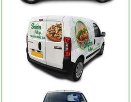nº 8 pour Design for a car wrapping / Corporate Design exists par Azhoeck