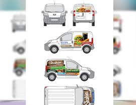 nº 11 pour Design for a car wrapping / Corporate Design exists par joymarma11
