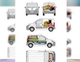 nº 12 pour Design for a car wrapping / Corporate Design exists par joymarma11