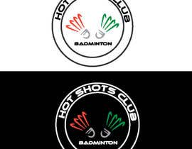 nº 56 pour Need logo for badminton club par masud13140018