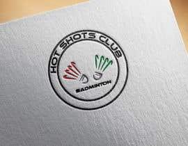 nº 57 pour Need logo for badminton club par masud13140018