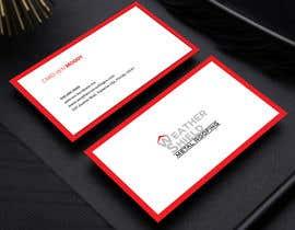 nº 205 pour Design some Business Cards for roofing company - DCM05172017 par rahabiahmedkhan