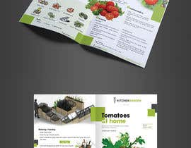 nº 11 pour Vegetable Growing  How to Guide card & calender par adarshdk