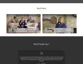 nº 26 pour Re-Design a SINGLE LANDING PAGE - 1 PAGE ONLY par coderkaysar
