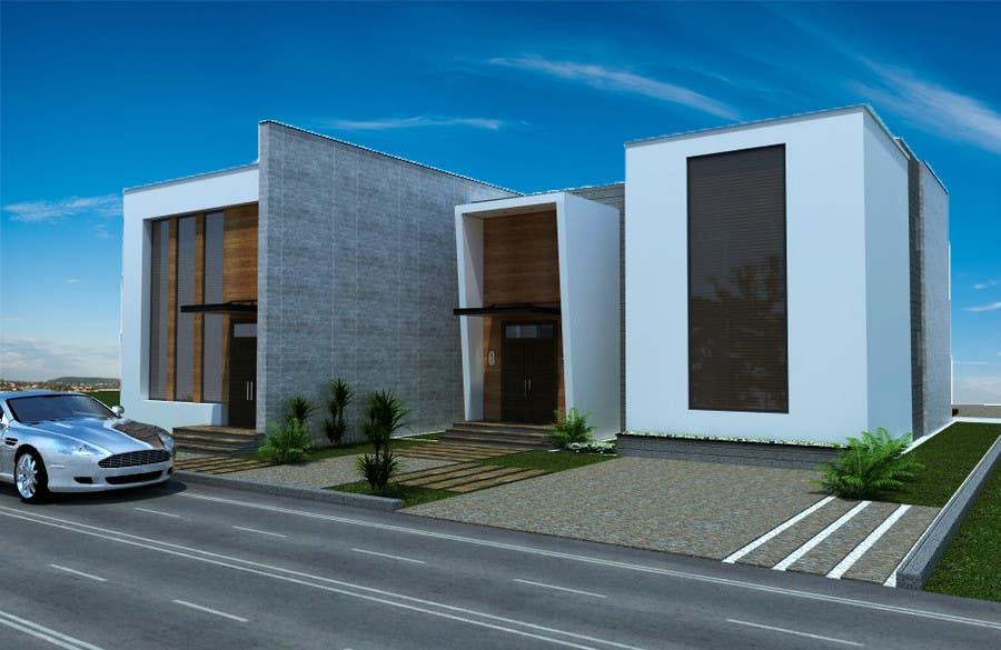 Proposition n°12 du concours Design and modification of the scheme Villa ( New Idea )