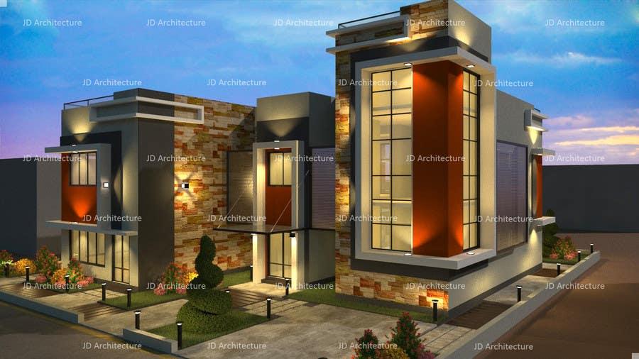 Proposition n°20 du concours Design and modification of the scheme Villa ( New Idea )