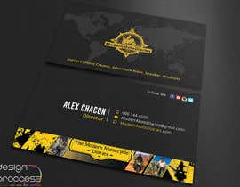#109 for Design my Business Card by DesignProcess