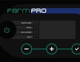 nº 3 pour panel sticker/membrane switch design par carlosced