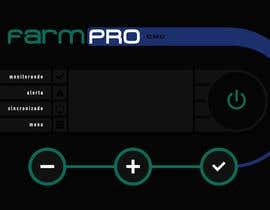 nº 6 pour panel sticker/membrane switch design par carlosced