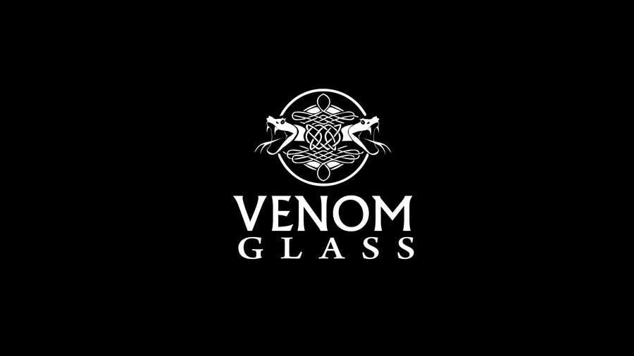 Proposition n°262 du concours Design a Logo - Venom Glass