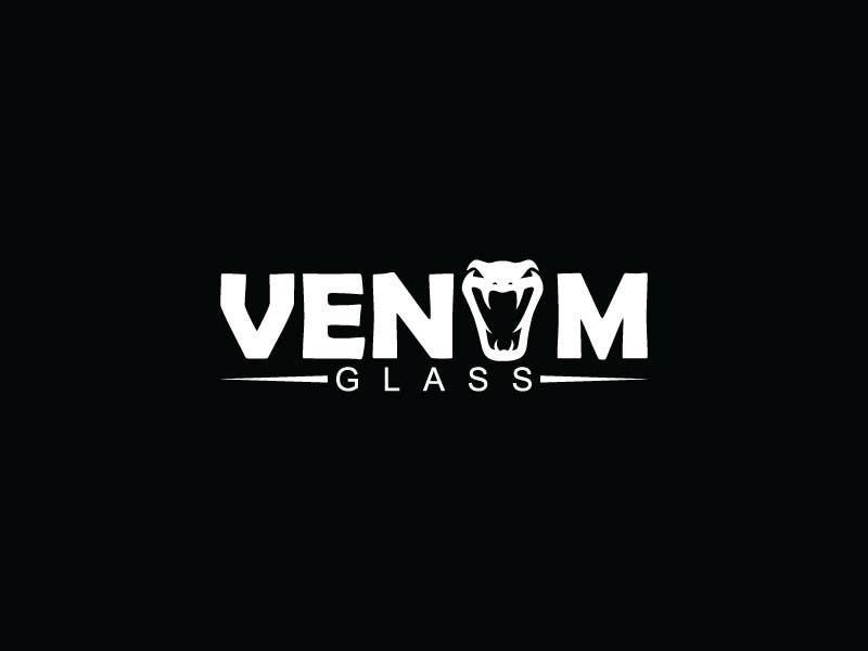 Proposition n°210 du concours Design a Logo - Venom Glass