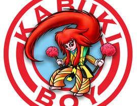 nº 37 pour Kabuki Kids Illustration Challenge. par donovanhowes