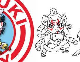 nº 27 pour Kabuki Kids Illustration Challenge. par marcelmori