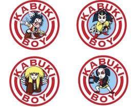 nº 28 pour Kabuki Kids Illustration Challenge. par diegonavarrete