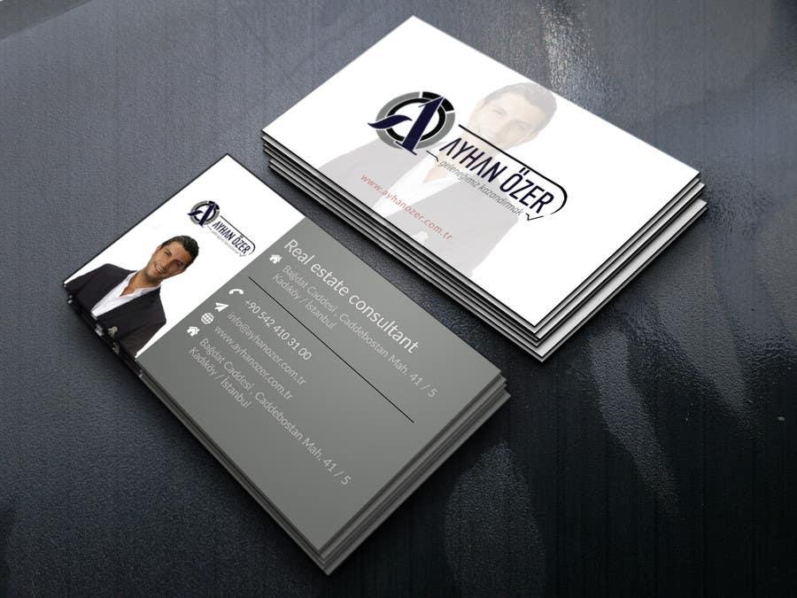 Proposition n°87 du concours business card