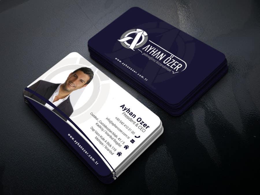 Proposition n°55 du concours business card