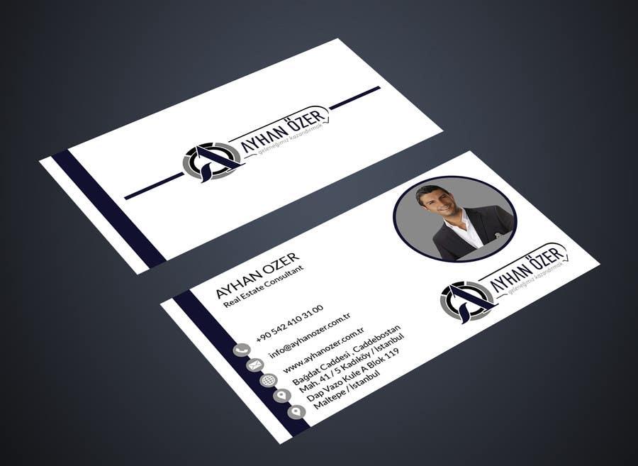 Proposition n°62 du concours business card