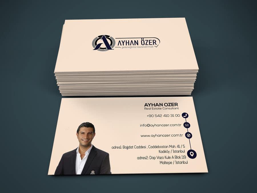 Proposition n°61 du concours business card
