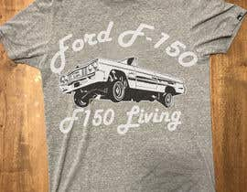 nº 39 pour Design a T-Shirt For Truck Lovers par ARArif09