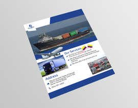 nº 16 pour Design the BEST Flyer for a Cargo/Shipping Company par tannish27
