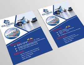 nº 25 pour Design the BEST Flyer for a Cargo/Shipping Company par Forhad95s