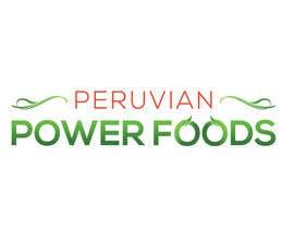 nº 4 pour Peruvian Powerfoods Logo par yessharminakter5