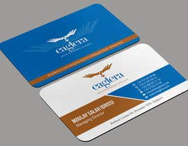 nº 364 pour Design corporate Business Cards par mamun313