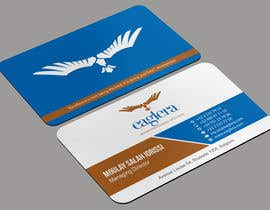 nº 382 pour Design corporate Business Cards par mamun313