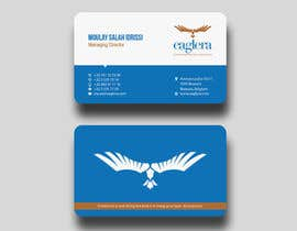 nº 394 pour Design corporate Business Cards par mamun313