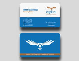 nº 395 pour Design corporate Business Cards par mamun313