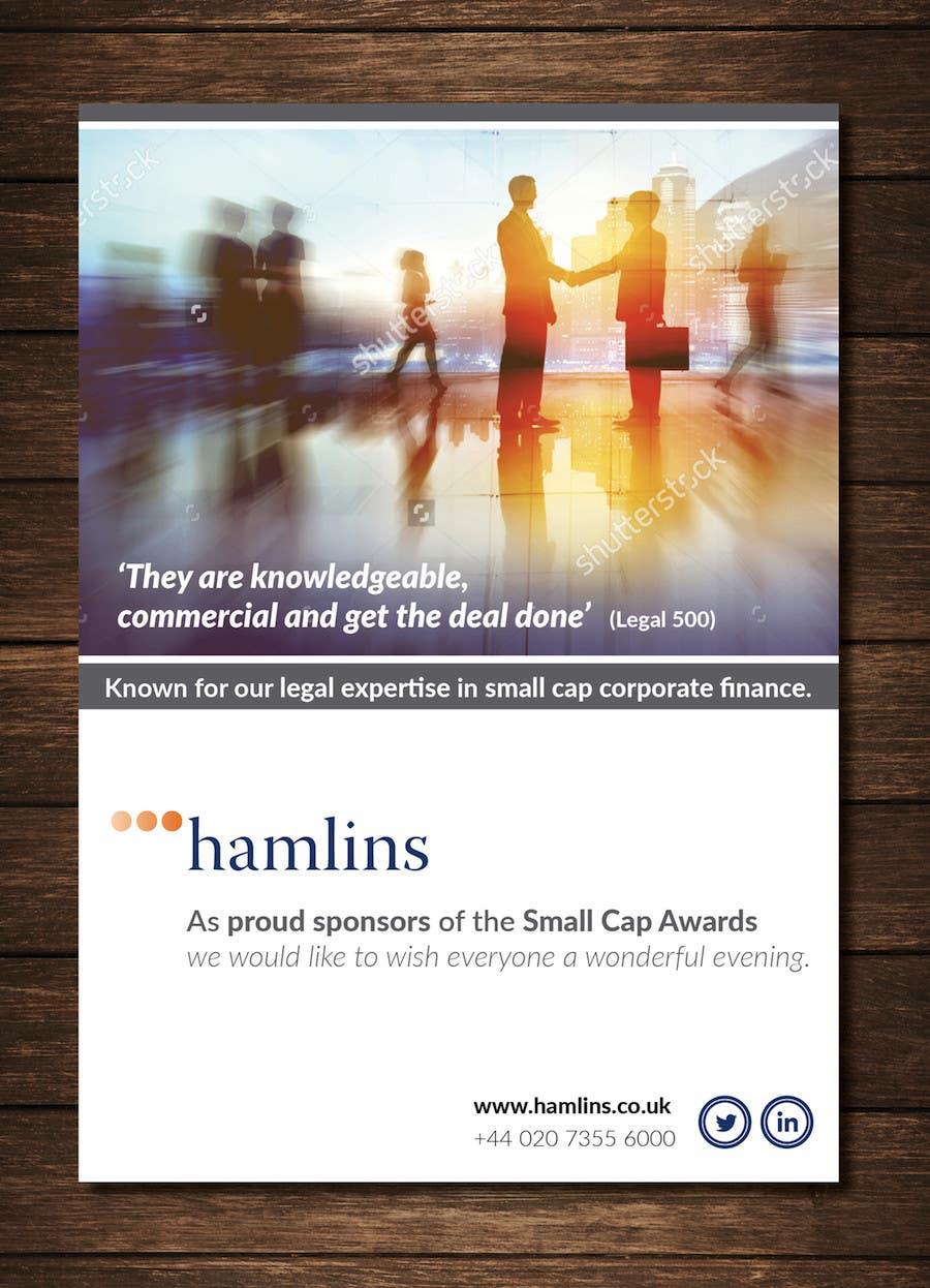 Proposition n°21 du concours Design an Advertisement