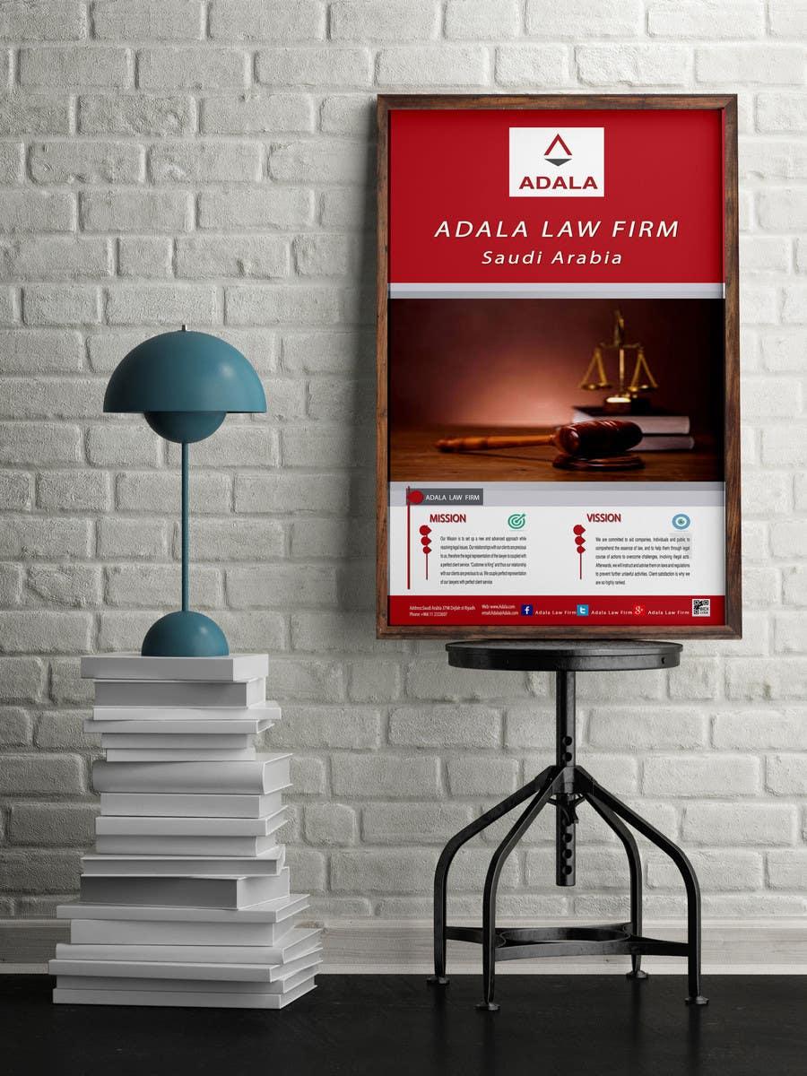 Proposition n°18 du concours Design a Brochure