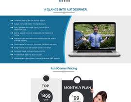 #57 para Design a Website Mockup de nuked24