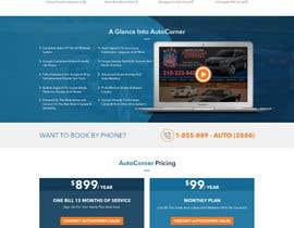 #63 para Design a Website Mockup de davidnalson