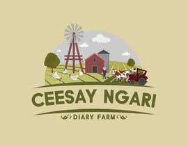nº 13 pour Logo design for a farm par ELDJ7