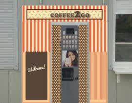 """nº 6 pour Design """"coffee corner"""" wall/board par SanOis"""