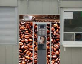 "nº 19 pour Design ""coffee corner"" wall/board par VasanthPics"