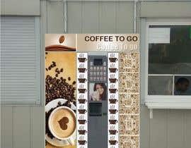 "nº 18 pour Design ""coffee corner"" wall/board par mustasim"