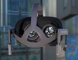 nº 25 pour Virtual Reality Wearable Device par Emmanuelatfree