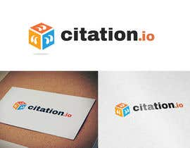 #361 for Design a Logo for citation.io by webull