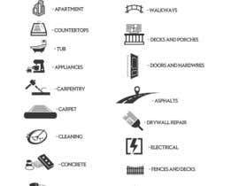 nº 18 pour SERVICES ICONS par designblast001