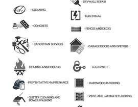 nº 22 pour SERVICES ICONS par designblast001