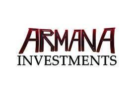 nº 313 pour Armana Investments - Logo Design par IamLaguz